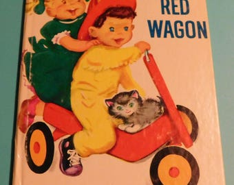 The Little Red Wagon by Rand McNally