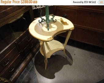 35% Off Summer Sale Charming Antique French End Table