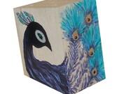 Peacock Scissor Case - Sh...