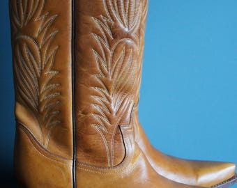Cowboy Boots Genuine leather  SizeEU 41 Buffalo