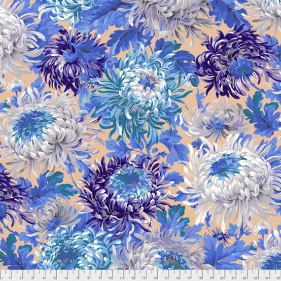 SHAGGY NEUTRAL PWPJ072 Philip Jacobs Kaffe Fassett Collectives Sold in 1/2 yd increments