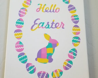 Hello Easter - Bunny