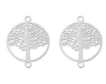 tree of life filigree connector