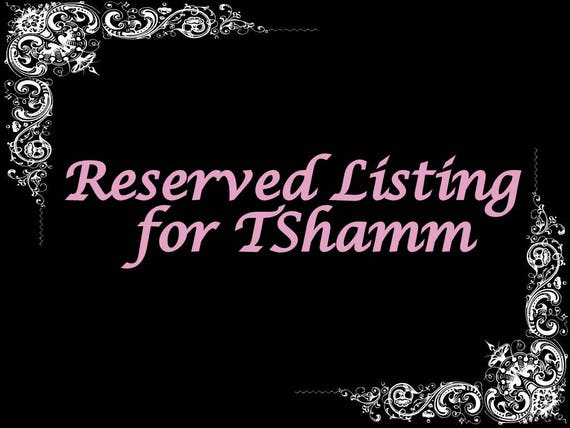 Reserved Listing for TShamm | Custom Diamond and 5.10ct Kunzite Ring | 14kt Rose Gold | Size 8