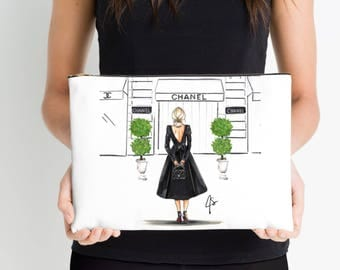 The Boutique Cosmetic Case