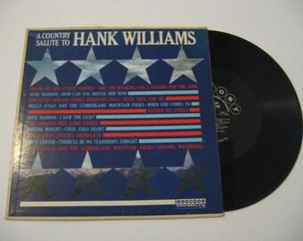 Carl Perkins - Roy Acuff & More - Salute To Hank Williams - Circa 1960