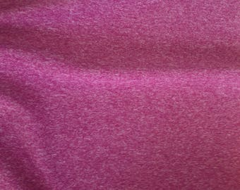 Heathered Magenta ATY Nylon Stretch fabric sold by the Yard