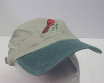 Southern States Virginia bird hat cap low profile