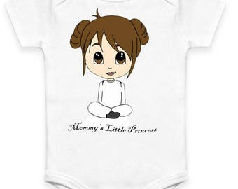 Mommy's/Daddy's Little Princess Baby Clothes