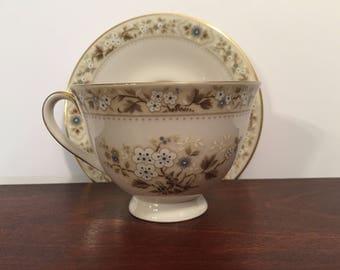 Royal Doulton Mandalay Tea Cup and Saucer
