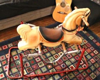 1950s BOUNCY WONDER HORSE