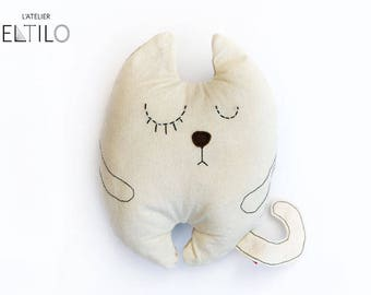 Charlie the cat / / toy / / toy / / toy / / baby gift / / birth gift / / kids room decoration