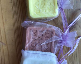 Bath soap Home made