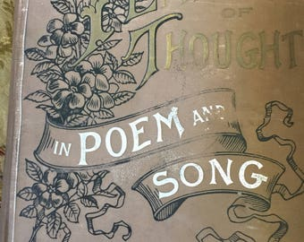 Pearls of Thought in Poem and Song