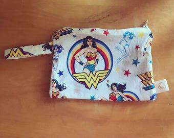 Wonder Woman Makeup bag