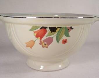 Hall China Crocus Bowl Soup Tureen NO LID      W122