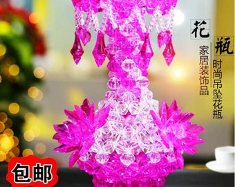 16mm Clear Imitation Crystal Beads for Vase Made it by Youself