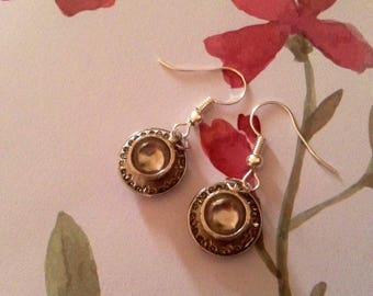 Alice in Wonderland Teacup Earrings