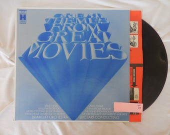 Great Themes From Great Movies Vinyl LP Record 33 RPM