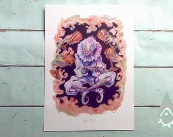 Art Print - 'Joker'