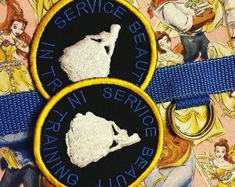 Service Beauty In Training -Patch