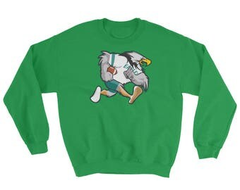 Philly Football Bird Inspired Sweatshirt