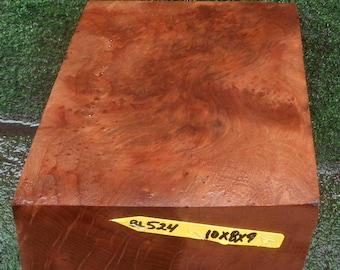 BL524  Wood turning Block/Blank  Redwood burl craft wood