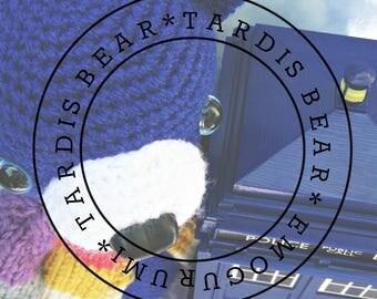 TARDIS Bear