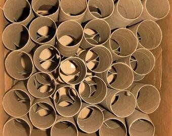60 toilet paper tubes