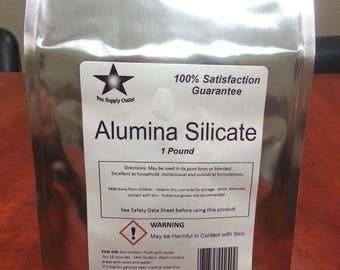 Aluminum Silicate (Kaopolite 1168) 1-5 Lb Pack