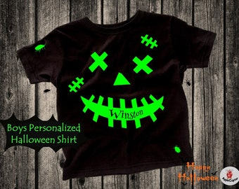 Scary Frankenstein Halloween Costume, PERSONALIZED Frankenstein Costume, Frankenstein Shirt, Halloween Frankenstein Shirt, Applecopter