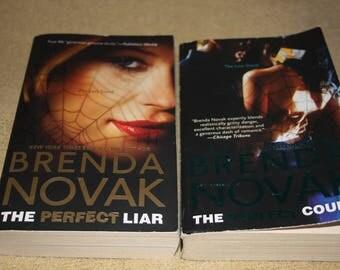 2 Brenda Novak books / Free shipping