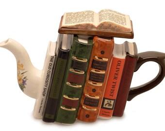 Charles Dickens Teapot
