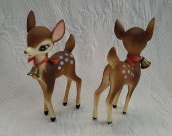 Vintage Deer Fawn Bambi