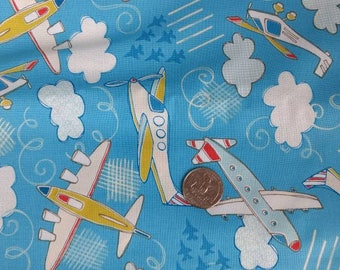 Airplanes Fabric