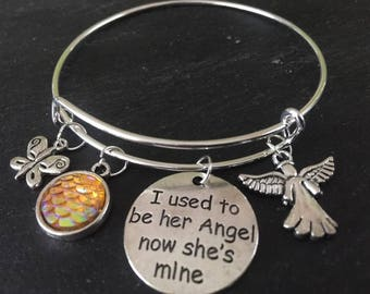 Angels From Heaven Bangle