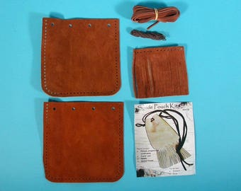 Fringed Pouch Kit (469-4190)