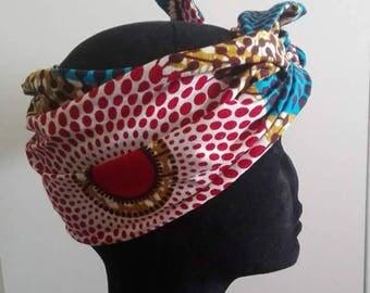 Turban head