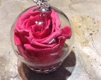 Real rose chain