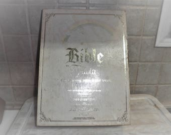 Vintage 1984 Bible Trivia board game