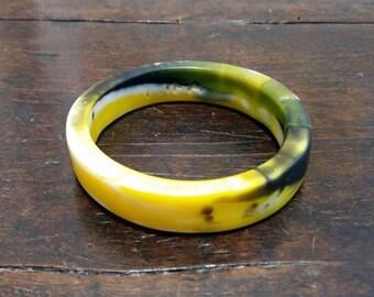 Bracelet -INTO THE WILD- jellow/ green/ black
