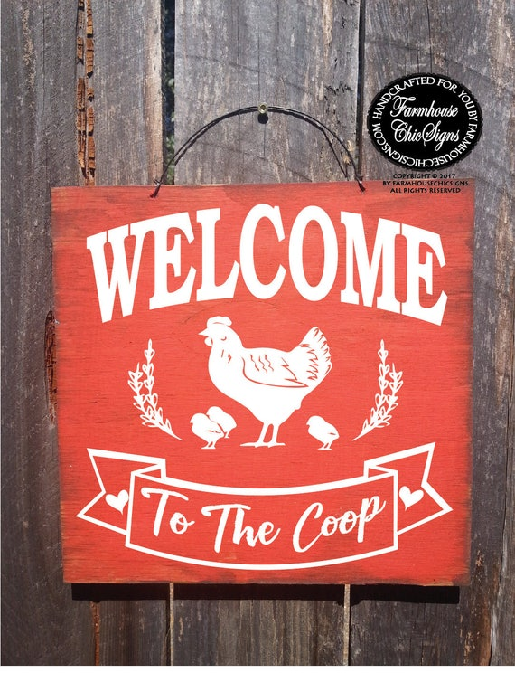 Welcome to the Coop