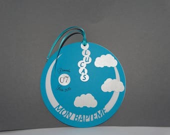 Share birth circle small clouds