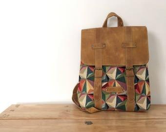 backpack boho bag
