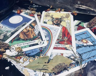 Customised Tarot Readings