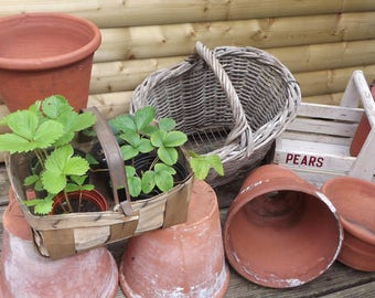 Vintage  Terracotta pot large size collection only