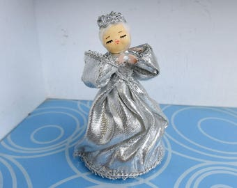 Vintage Angel Topper figurine - Bradley like doll