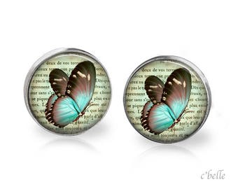 Earrings Butterfly 6