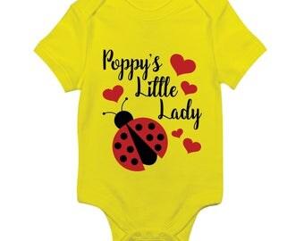 Little Lady Bug Onesie