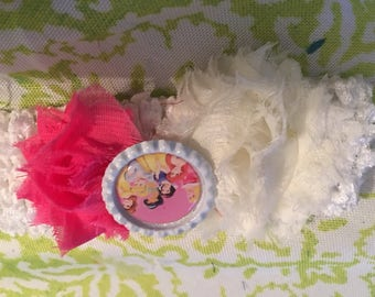 Disney princess headband